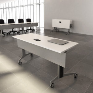 Genius Training Tables with Modesty Panels