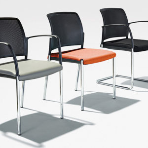 Mars Guest Chair from Tayco
